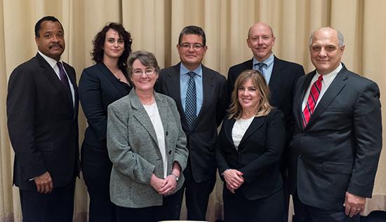 Federal Bar Association Chicago Chapter Board 2013