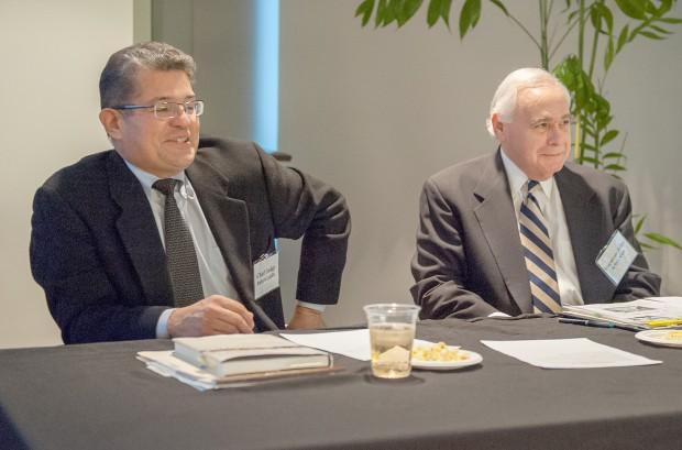 Chief U.S. District Judge Ruben Castillo and U.S. Magistrate Judge Jeffrey Cole