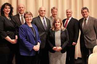 Installation Luncheon 2015 Officers
