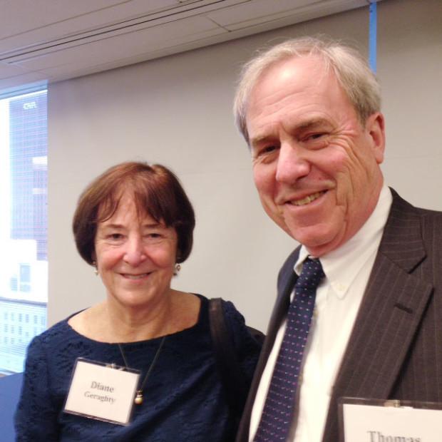Diane and Thomas Geraghty