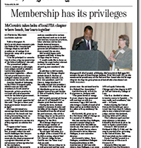 CDLB Cover – Membership Has Its Privileges 200