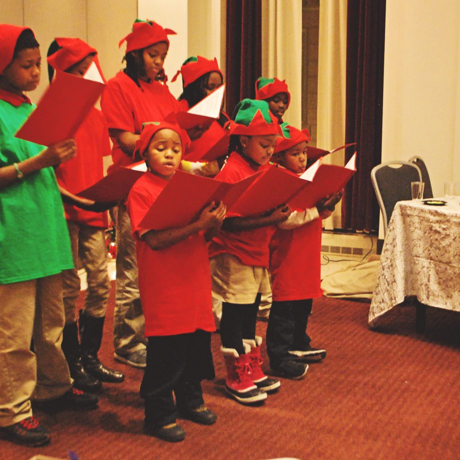 Hope Junior Singers From Marrillac Social Center