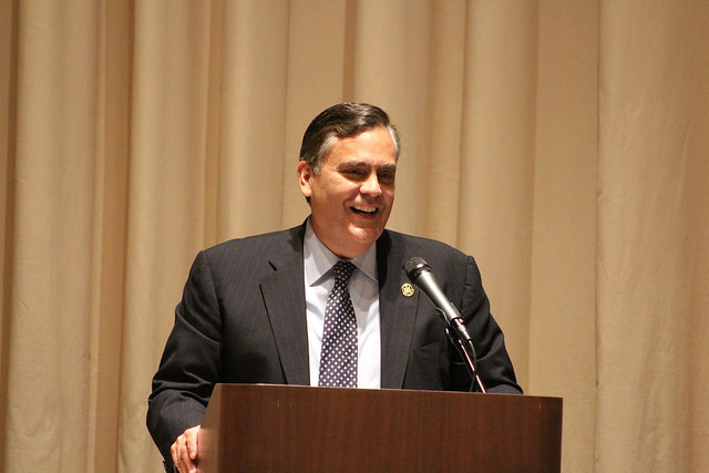 Jonathan Turley Addresses Installation Ceremony Of 2018-2019 Officers & Directors