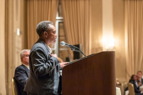 Chicago Mayor Lori Lightfoot  Addresses Installation Ceremony Of 2019-2020 Officers & Directors