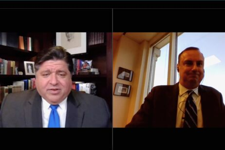 Governor J.B. Pritzker Addresses First-Ever Virtual Installation Ceremony Of 2019-2020 Officers & Directors
