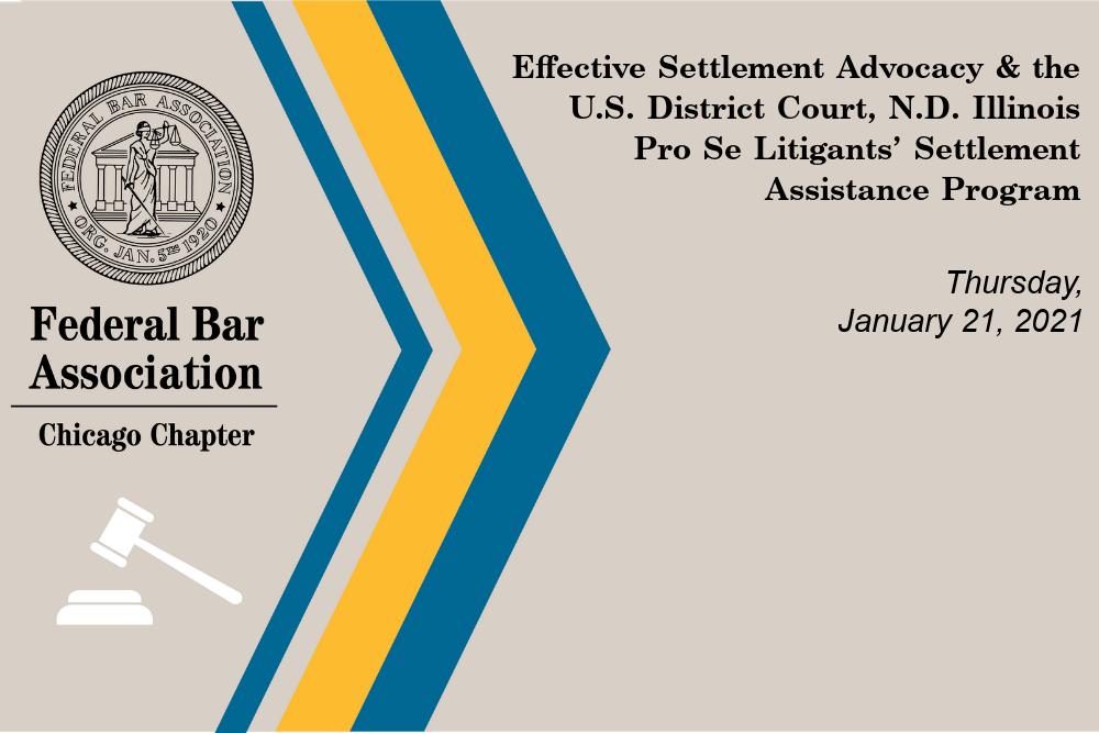 Video: Settlement Assistance Program